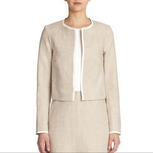 Theory Women's Melanis Cropped Jacket